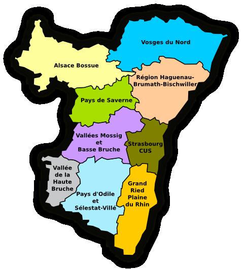Carte Alsace Bossue.Cartocistes De Bas Rhin